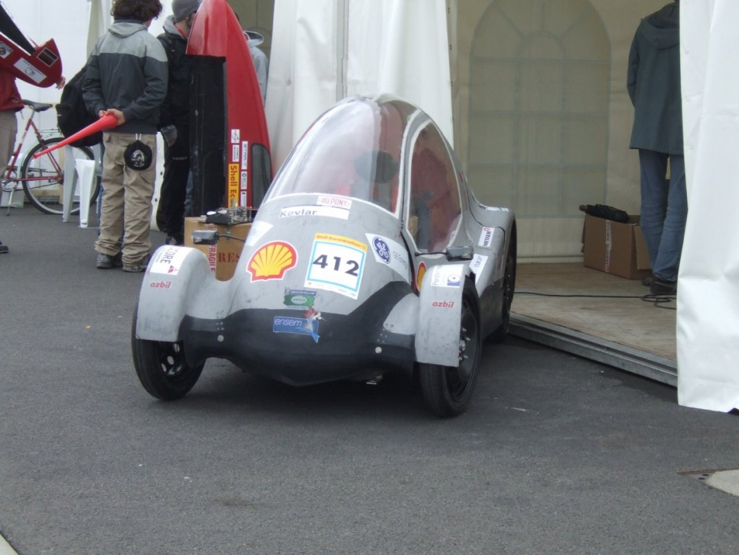 Urban One - ENSEM - Shell Eco-marathon 2010