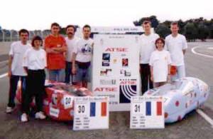 Équipe 1998 - 1999