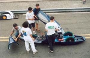 Équipe 2000 - 2001