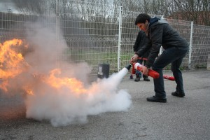 Formation incendie HASS